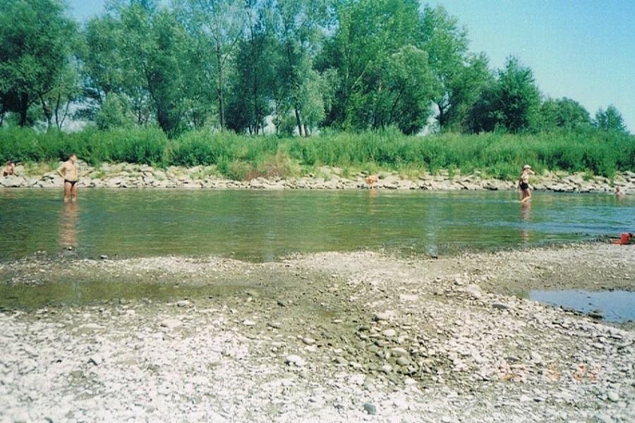 Rok 1999, Plaża Piaski